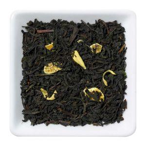 Zwarte thee met sinaasappel