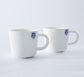 Royal Blue Delft espresso