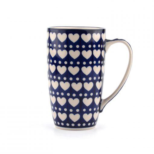 Valentine beker koffie