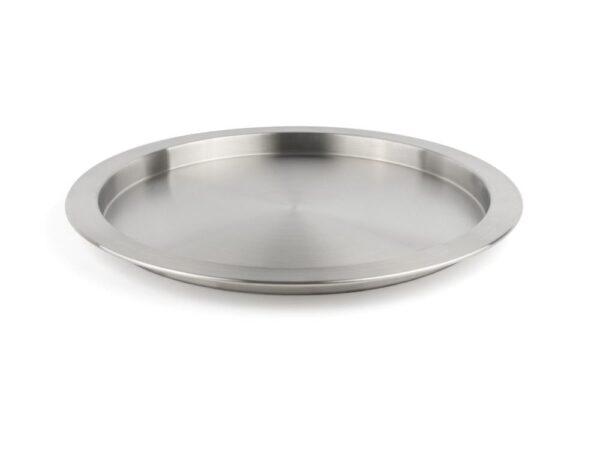 Dienblad Bredemeijer stainless steel mat