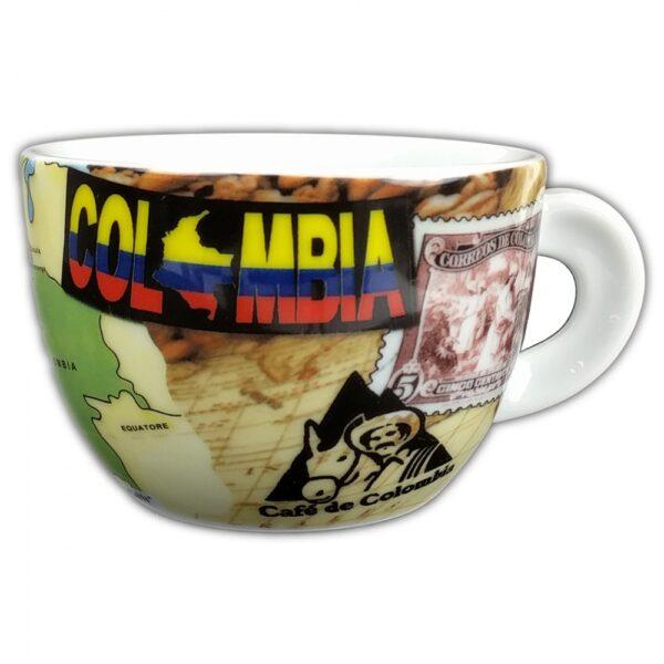 Koffie kop Colombia Ancap