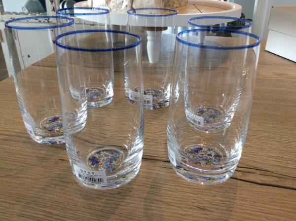 Bunzlau long drink glas