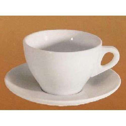 Ancap Latte kop en Schotel