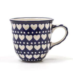 Bunzlau Blue Valentine