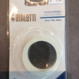 Bialetti 6 kops filter